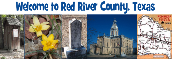 Welcome to Red River County, TX Genealogy Resources